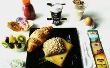 Health ontbijt. Besteld bij Catering Service Twente.