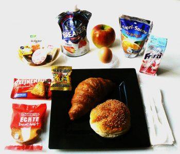 Kids ontbijt. Besteld bij Catering Service Twente.