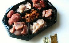 Vers gesneden gourmetvlees voor de gourmet. Besteld bij Catering Service Twente.