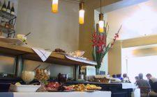 Opgebouwd buffet van Catering Service Twente